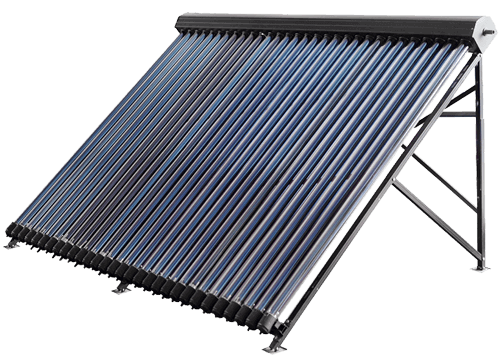 Heat-Pipe-Solar-Collector